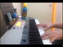 Crystal Castles - Crimewave Piano Cover