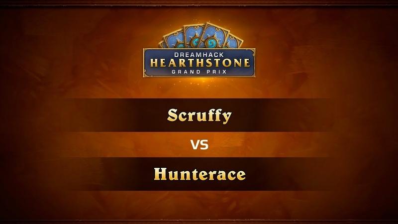 Scruffy vs Hunterace, DreamHack Summer 2018