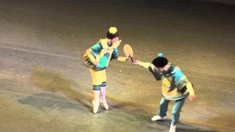 Щелкунчик танец китайских кукол БТ 29 декабря 2015 г