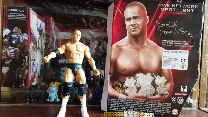 WWE Elite Collection The Ringmaster Steve Austin Toy Review