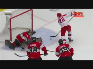 Россия (U-20) - Канада QMJHL - 5_1. 5 й матч