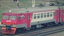 Поезда России: пассажирские, грузовые, электропоезда