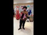 Солист и руководитель Ансамбля казачьей песни