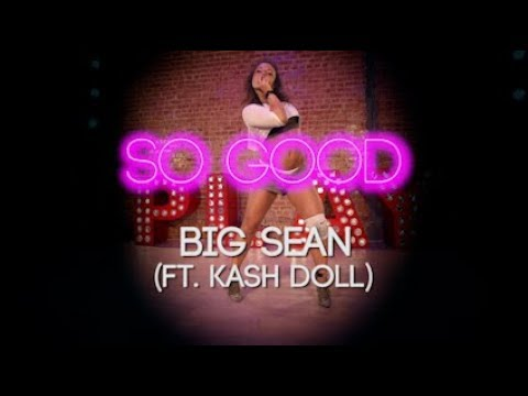 Big Sean (ft. Kash Doll) - So Good | Nicole Kirkland Choreography