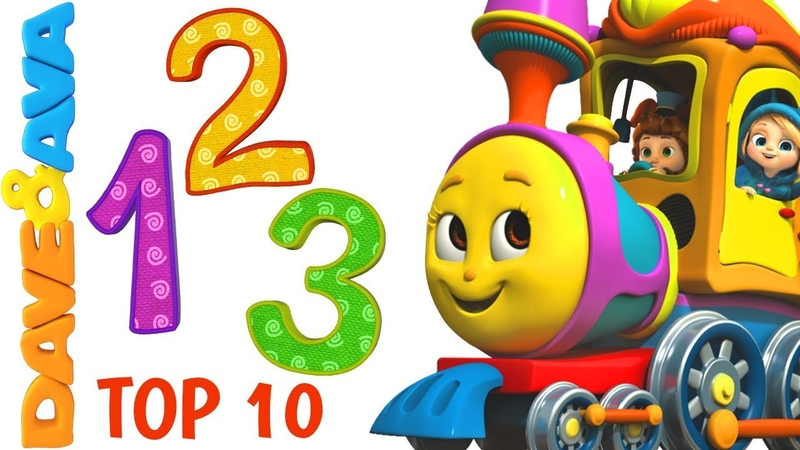 Learn Numbers and Counting 1 to 10
