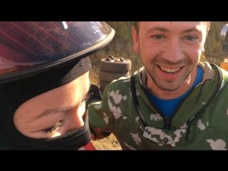 Лето 2018. 13 октября . 4й этап кубка орловской области по ралли- спринту