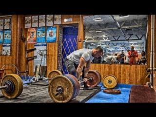 Становая тяга 320 кг2  года