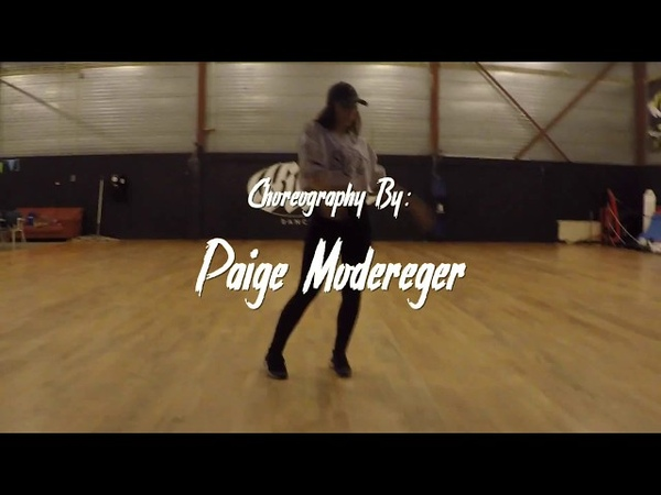 ELHAE Claim Paige Modereger Choreography