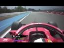 Sebastian Vettels Pole Lap on Home Soil 2018 German Grand Prix