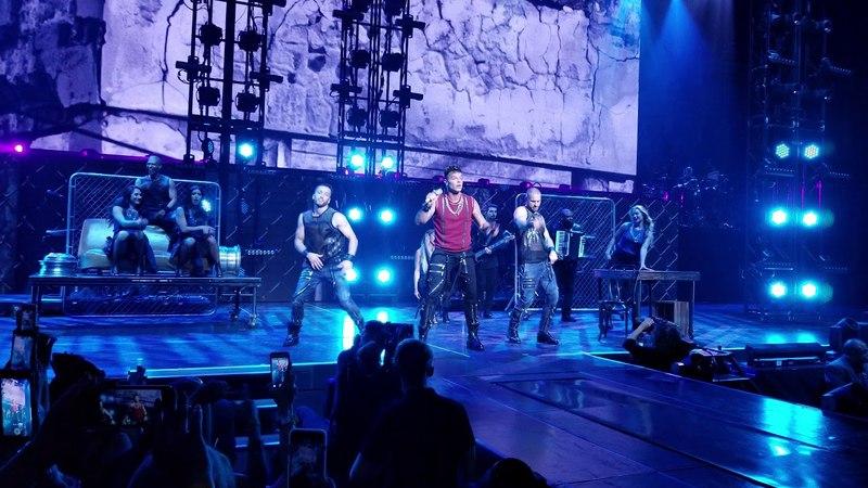 Ricky Martin 4k Vente Pa' ca 05/23/2018 (All In)Park Theater at Monte Carlo, Las Vegas