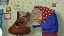 Трогательный мультфильм про веселую бабушку Свету и ее талантливых кошек. Мур!