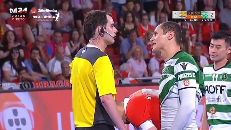 Liga SportZone | Jogo 2 | Final | SL Benfica 3-2 Sporting CP |