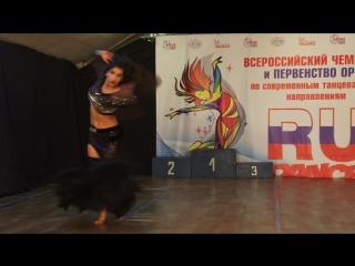 Гаджибабаева Сабина-вице Чемпионка России 2018.Постановка Ваагн Тадевосян.