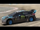 Project CARS 2: Ford Focus RS RallyCross Replay