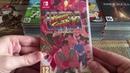 ЧТо на полке? Небольшая коллекция игра на Нинтендо Свитч (Nintendo Switch games collection