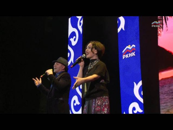 Теймураз и Элиза Болджгуа - Арго