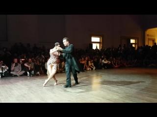 Chicho Frumboli _u0026 Moira Castellano ❤@ Brussels 2018