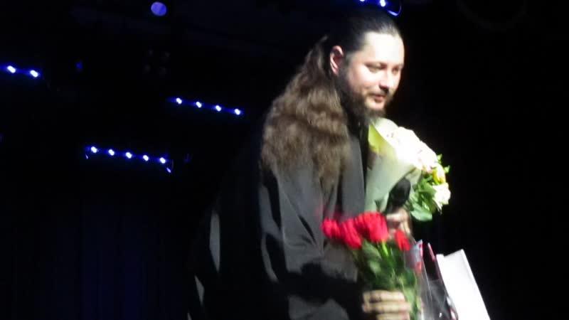 Концерт о Фотия Поклонники поклонники г Люберцы 19 10 2018