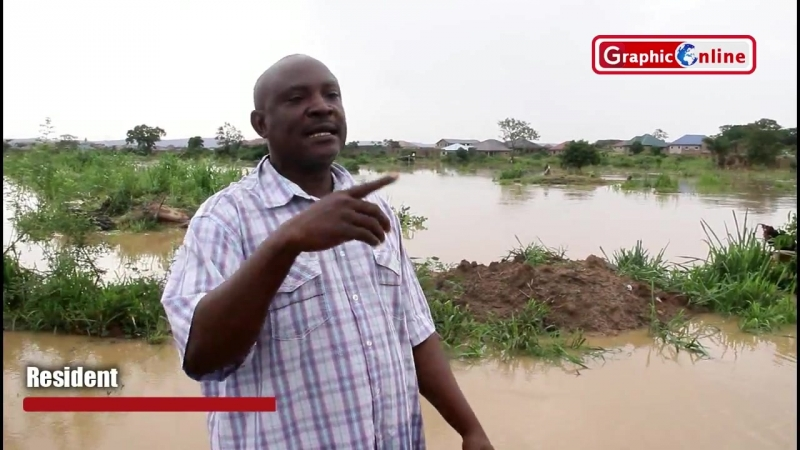 Flood submerges part of Ayikai Doblo, residents call for govt intervention