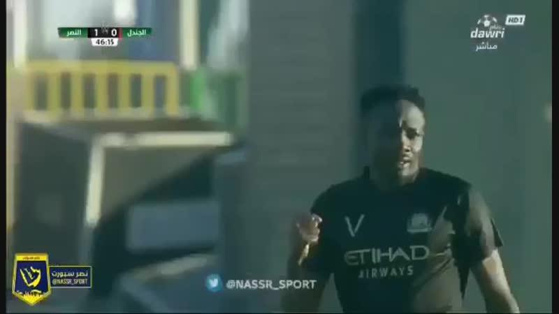 Ахмед Муса забил красивый гол за Ан-Наср