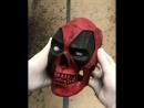 Дэдпул череп Deadpool Skull 2016