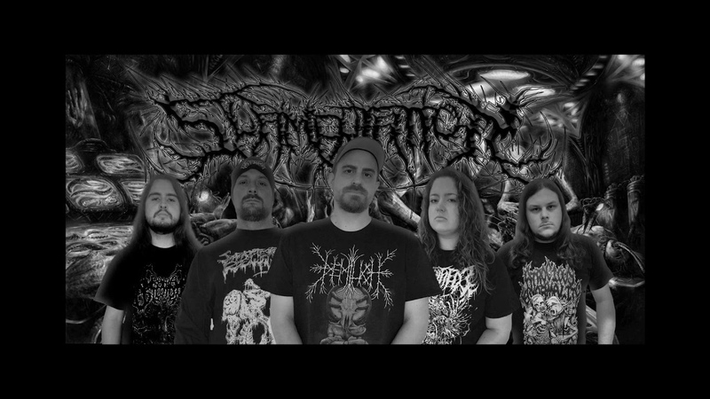 Slamentation - Epoch Of Extraterrestrial Domination (Promo 2018)