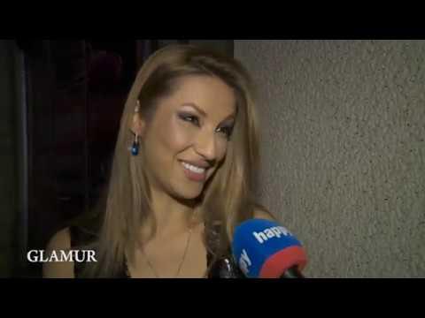 GLAMUR - Rada Manojlovic progovorila o raskidu sa Harisom Berkovicem - (TV Happy 30.09.2018)