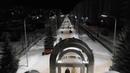 Ночной Дзержинск бульвар Космонавтов пр-кт Циолковского
