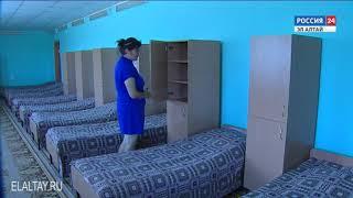 Лагерь «Беловодье» продолжает принимать детей