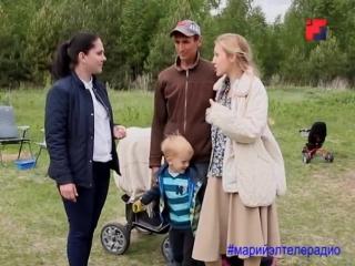 Марий Эл Телерадио - поселение Родовых поместий Лесная Поляна в программе «Проще простого»