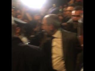 Серж Танкян в Ереване