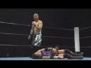 Takeshi Okada Black Ribera vs Ken Oka Yukihiro Abe Ganbare Wrestling I Have Never Seen 2018
