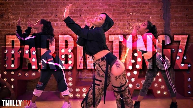 Nicki Minaj - Barbie Tingz - Choreography by Jojo Gomez | TMillyTV