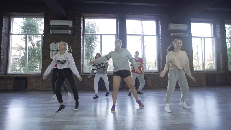 Cardi B Bad Bunny - I Like It hip-hop choreography by Anna Belichenko - Dance Centre Myway