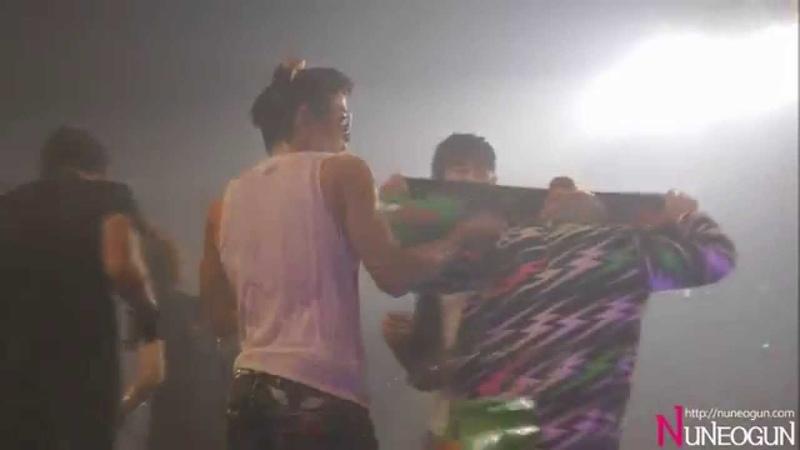 *100904 2PM 1st Concert_Encore_JUNHO Focus