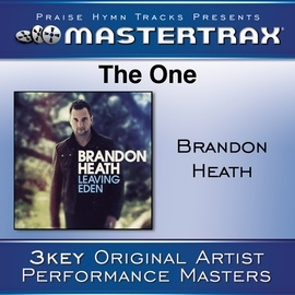 Brandon Heath альбом The One [Performance Tracks]