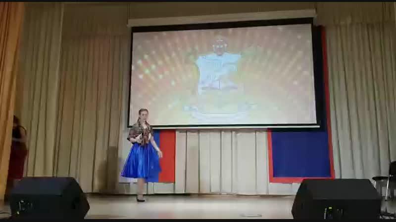 Выступление Катюши
