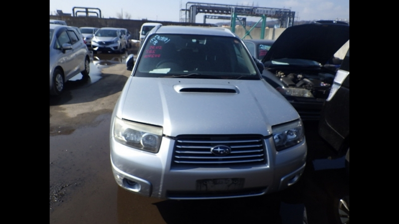 Видео опись Subaru Forester SG5 XT 2.0T 2006г