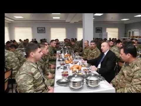 С таким Верховным главнокомандующим азербайджанская армия непобедима