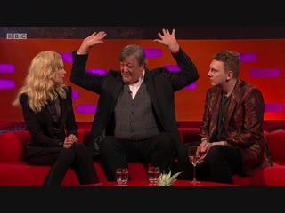 The Graham Norton Show 24x08 - Stephen Fry, Nicole Kidman, Joe Lycett, Geraint Thomas, Take That