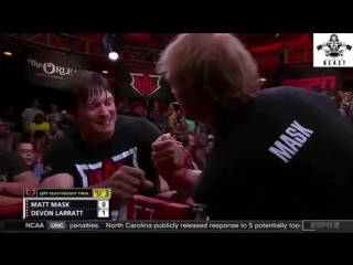[v-s.mobi]World Arm Wrestling Championship 2016 Heavy Weight Final  Matt Mask vs Devon Larratt 2016  AST TV.mp4
