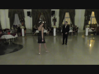 Милонга 21.10.18 Дима. Танец именинника. Ресторан Империя