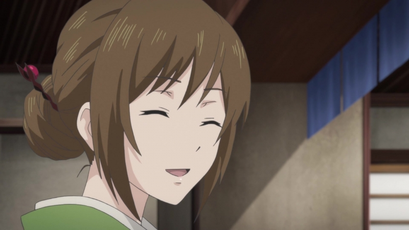 Kakuriyo no Yadomeshi / Повар Небесной Гостиницы - 7 серия [Озвучка: Dancel, Uninie, Kitsune OkanaTsoy (SHIZA MVO)]