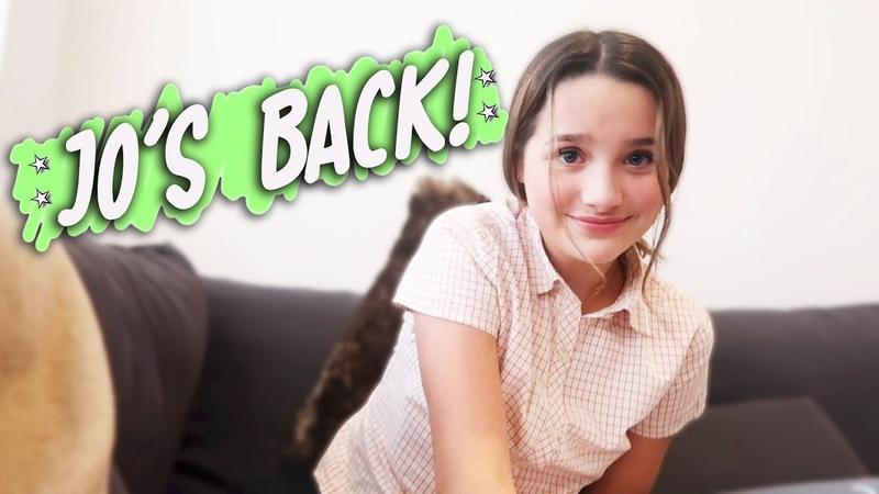 Jo's Back! (WK 407.3) | Bratayley