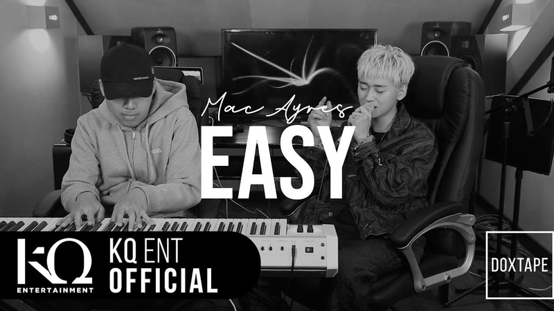 [DOXTAPE] Maddox(마독스) - Easy (Mac Ayres Cover)