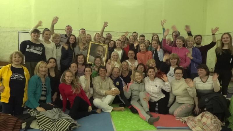 Продолженный курс Искусство тишины с Е.Любарским 02.05.18
