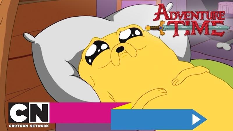 Время приключений Расскажи мне сказочку Любовь слизняков серия целиком Cartoon Network