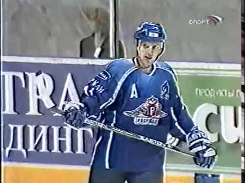 ЧР 2004-2005. Металлург (Магнитогорск) - Динамо (Москва)17.09.2004,