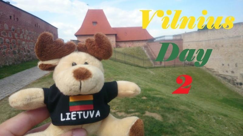 Weekends in Vilnius: Day 2. Observations || Выходные в Вильнюсе: День 2