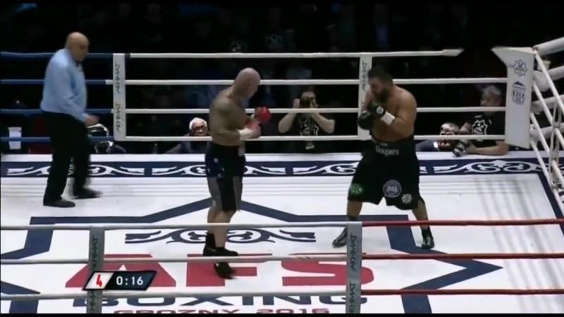 Бокс в Грозном Лукас Браун Руслан Чагаев HD 720